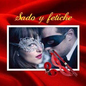 SADO Y FETICHE
