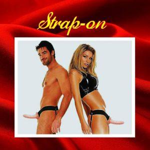 STRAP-ON Y ARNESES