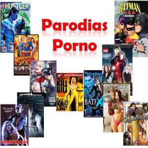 Parodias porno
