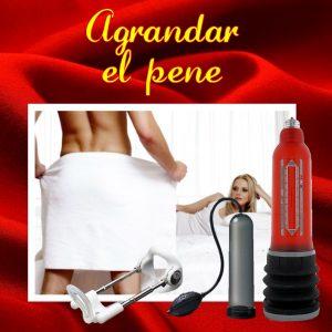 AGRANDAR EL PENE